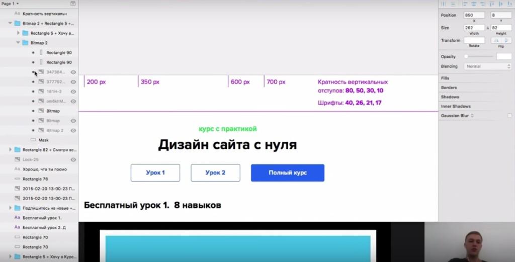 Как дизайнеру сверстать сайт фрилансером (html/css)